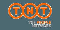 Logotyp för TNT Sverige AB